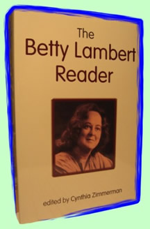 The Betty Lambert Reader